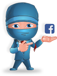 Chat Marketing Ninja Facebook