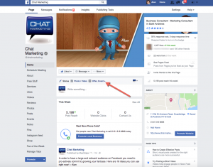 How to add the Facebook Event app to your page