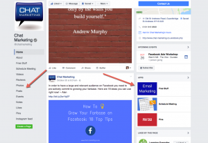 How to find your Facebook apps