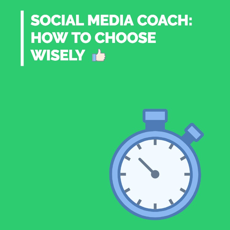social media coach hiring requires a good match